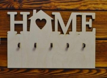 "Ключница ""Home"" 30х20см"