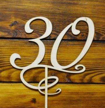 """Топпер """"30"""" (шир.15см)"""