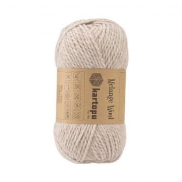 Пряжа Kartopu melange wool MK890