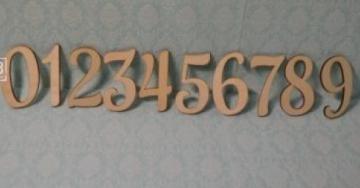 Цифра (выс.7см)