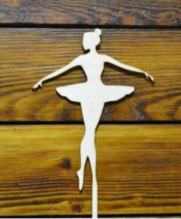 "Топпер ""Балерина"" (ширина 13.2см)"