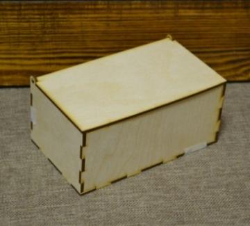 Шкатулка 17х10х8см (толщина 4мм)