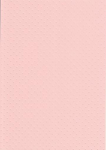 """Бумага с тиснением А4 """"Точки"""" розовый (1лист)"""