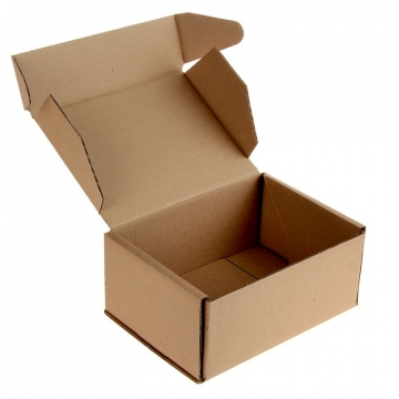 Коробка самосборная 22х16.5х10см