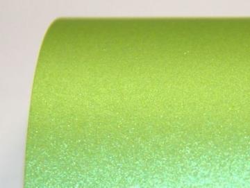 Бумага Majestic А4 250г/м2 Салатовый сатин (2листа)