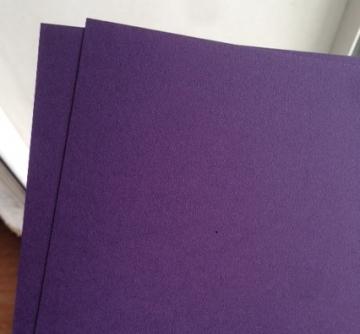 Бумага The kiss А4 300г/м2 темно-пурпурный (2листа)