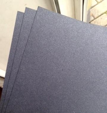 Бумага Comet А4 300г/м2 Карбон (2 листа)