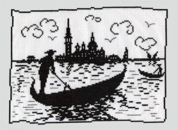 """Набор для вышивания """"Гондола"""" KP-0452"""