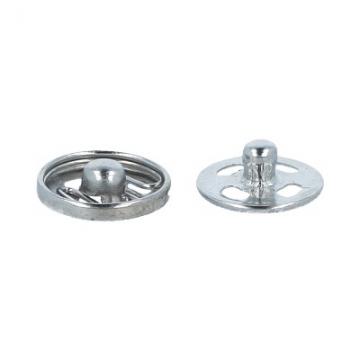Кнопки пришивные KL-082 8.мм (10шт.) никель