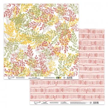 Бумага двусторонняя PSR 180106-4 30х30см (2 листа)