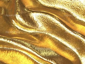Краситель пищевой гелевый Золото 10 мл