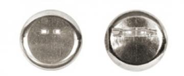 Заготовка для броши DC-201 диаметр 2.4 см (3 шт.) под никель