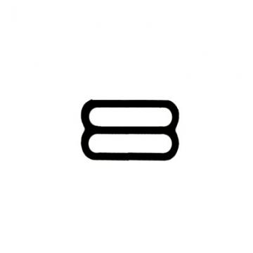 Регулятор пластик 10 мм черный (10 шт.)