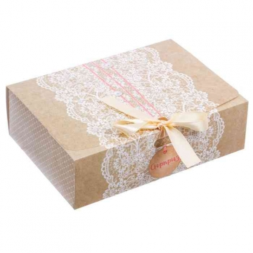 """Коробка подарочная """"Сюрприз"""" 16.5х12.5х5см"""