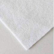 Фетр Китай мягкий FKC10 20х30см 1мм Белый 073 (2листа)