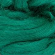 Кардочес для валяния Троицк (100г) 2286 зеленый луг