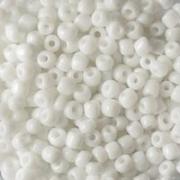 Бисер Тайвань 0041 11/0 10г белый