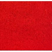 Фетр 20х30 см 2 мм Красный