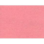 Фетр 20х30 см 1 мм жесткий розовый 087