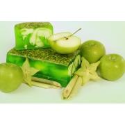Краситель пищевой гелевый Зеленый 10 мл