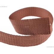 Стропа 30мм 3075 (2627) коричневая(1м)