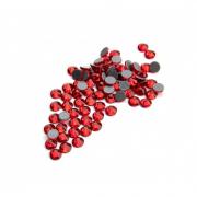 Термоклеевые стразы Zlatka RS SS06 Crystal 2 мм красный (144 шт.)