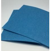 Фетр 20х30 см 1 мм жесткий синий