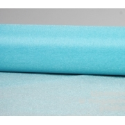 Органза 1х0.7м (голубая)