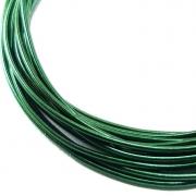 Канитель мягкая 1мм Emerald green (5грамм) 072