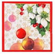 """Салфетка """"Новогоднее настроение"""" (3 шт.)"""