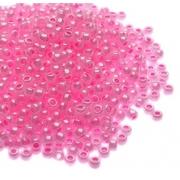 Бисер TOHO 11/0 круглый 5грамм 0909 розовый/перл