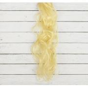 Волосы - тресс для кукол «Кудри» длина волос: 40 см, ширина: 50 см, №613