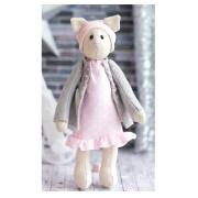 Набор для шитья игрушки «Домашняя кошечка Шейн», высота 27 см