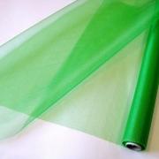 Органза 1х0.7м (зеленое яблоко)