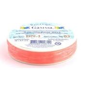 Эластичная нить DN-1 1 мм №03 розовый (18 метров)