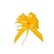 Бант шар 18, желтый (1шт.)