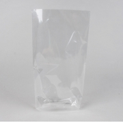 Пакет прозрачный с объемным дном 15х22х3см (10шт.)
