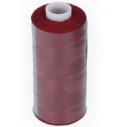 """Швейные нитки (полиэстер) 40/2 """"Gamma"""" 200 я  183 м цвет №123 т.бордовый"""