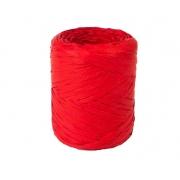 Рафия синтетическая 3 м красная