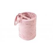 Рафия синтетическая 3 м светло-розовая