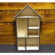 Кукольный дом 35х17.5х9см