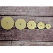 Диски из оргалита 30 мм (10 шт.)