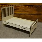 Кровать 30х18х20см