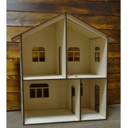 Кукольный дом 42х52х27см