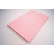 Фетр Китай жесткий 30х21 см 1мм розовый персик № 086 (1 лист)