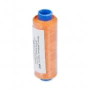 """Швейные нитки (полиэстер) 40/2 """"Gamma"""" 200 я  183 м цвет №145 т.оранжевый"""