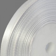 Лента атласная 12 мм 001 (5 метров)