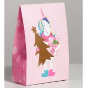 Коробка складная «Веселье», 22х15×7 см