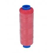 """Швейные нитки (полиэстер) 40/2 """"Gamma"""" 200 я  183 м цвет №162 красно-розовый"""