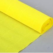 Гофрированная бумага №575 0.5х2.5м Лимонный (Италия)